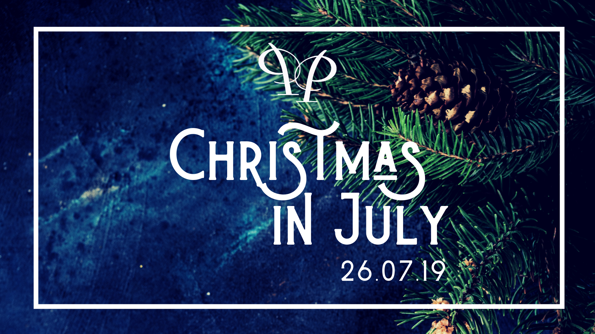 Christmas In July 2019 Images.Christmas In July Friday 26th July 2019