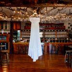 Preston peak winery wedding dress toowoomba